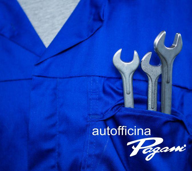 Autofficina Pagani - Revisioni auto, moto, scooter, automezzi. Ti aspettiamo!