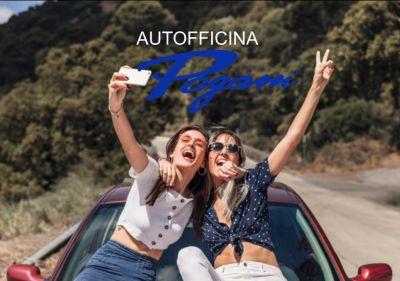 offerta auto sostitutiva promozione auto di cortesia in caso di esigenza