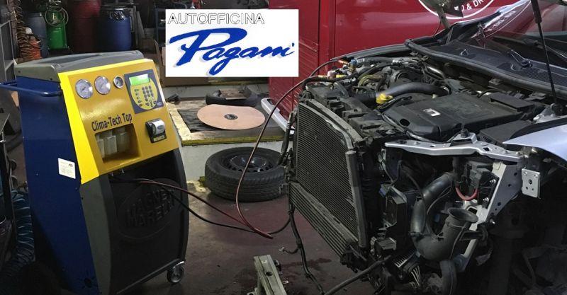 AUTOFFICINA PAGANI offerta revisione e riparazione auto Como - promozione Tagliandi Auto Como