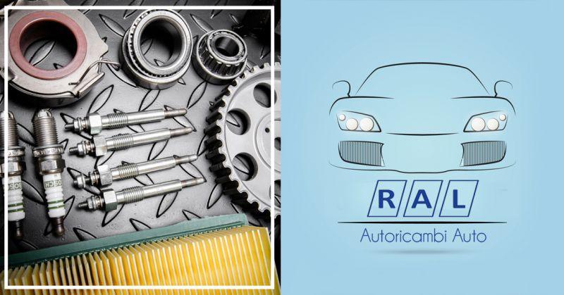 Offerta consegna a domicilio auto ricambi multi marca Torino - Ral Autoricambi