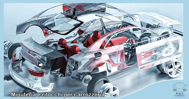 Offerta servizio di minuteria per auto Torino- Promozione articoli di minuteria per auto Torino