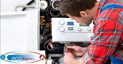 ecotherm snc offerta installazione impianti di riscaldamento occasione assistenza caldaie