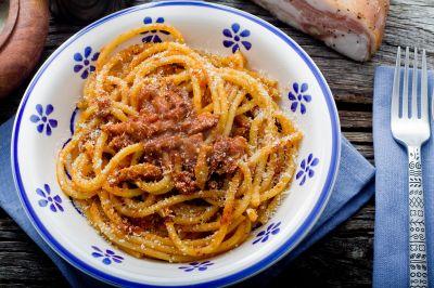 offerta bigoli al radicchio e gorgonzola promozione bigoli con ragu danatra verona