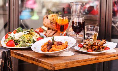 offerta menu personalizzato banchetto per grandi comitive offerta pranzo cena di lavoro verona