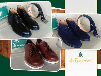offerta nuova collezione calzature occasione calzature autunno inverno de tommaso calzature