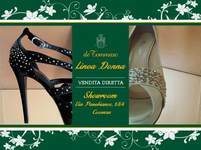 de tommaso offerta calzature da donna primavera occasione calzature da donna estate