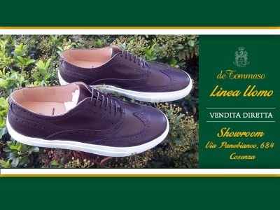 de tommaso calzature offerta calzature artigianali da uomo occasione calzature da uomo