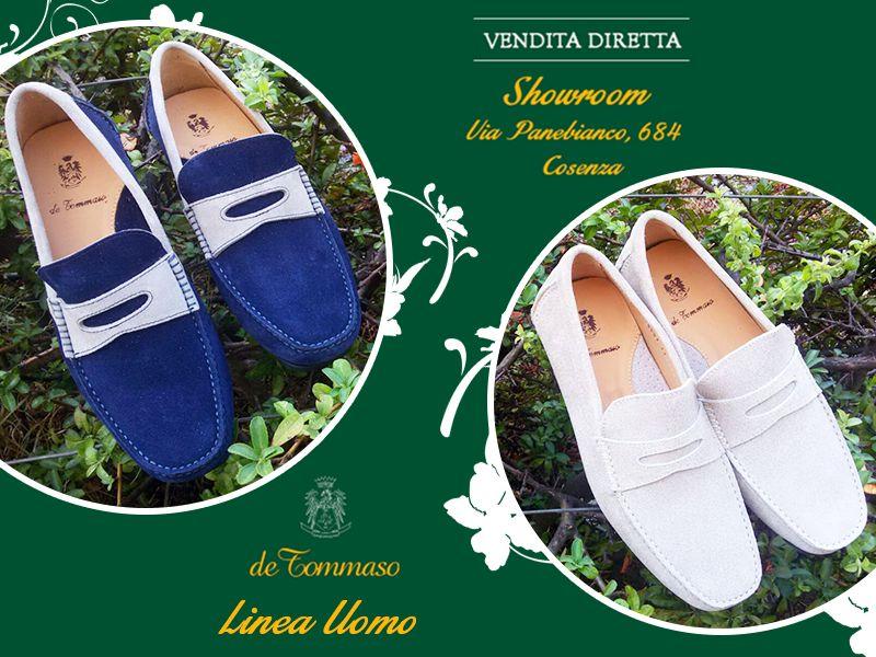 De Tommaso Calzature - occasione calzature artigianali uomo - promozione scarpe uomo