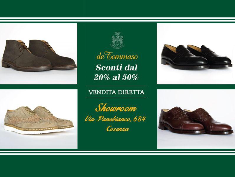 offerta nuova collezione de tommaso calzature - promozione scarpe autunno inverno