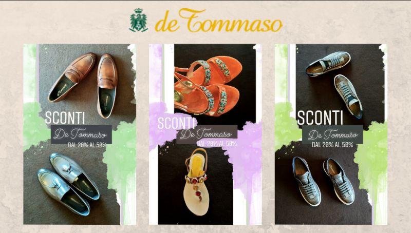Offerta calzature made in italy cosenza - saldi scarpe fatte a mano cosenza