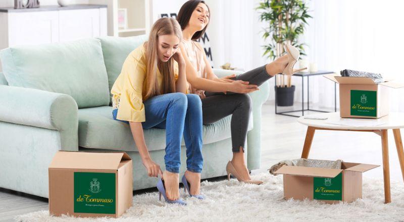 De Tommaso Calzature promozione scarpe consegna a casa Cosenza – Offerta scarpe a domicilio Cosenza