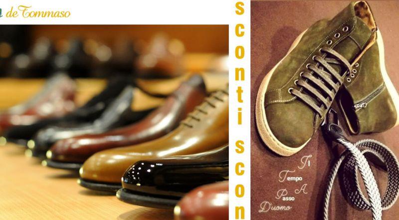 Offerta scarpe artigianali da uomo Cosenza – Promozione scarpe artigianali da donna Cosenza
