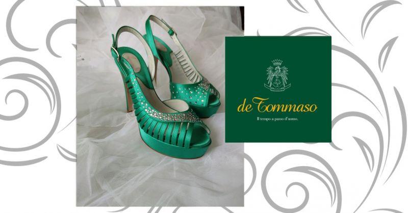 Offerta scarpe da cerimonia da donna cosenza - promozione scarpe da cerimonia artigianali