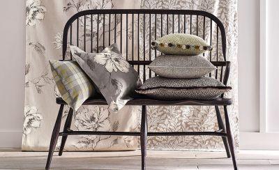 rivestimento cuscini camera soggiorno