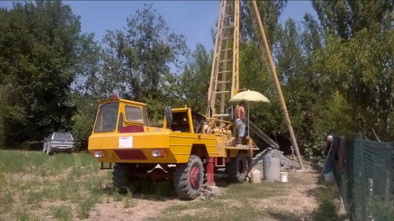 EUROPOZZI offerta trivellazione pozzi Umbria - Escavazione pozzi Umbria