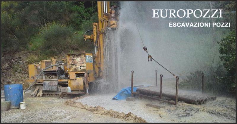 europozzi offerta ricerche idriche - occasione perforazione pozzi perugia