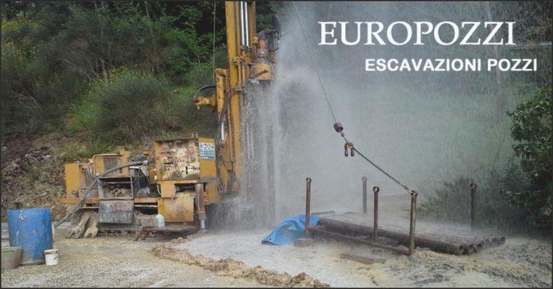 europozzi offerta escavazione pozzi artediani - occasione perforazione pozzi perugia