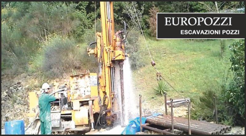 europozzi offerta ricerche idriche - occasione sondaggi terreni perugia