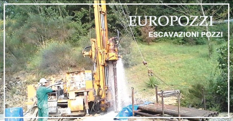 europozzi offerta perforazione pozzi a percussione pozzi - occasione pozzi per privati perugia