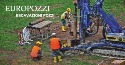europozzi offerta scavo pozzi enti pubblici occasione sondaggio terreni perugia