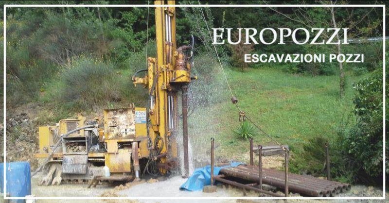 europozzi offerta trivellazione pozzi - occasione perforazione pozzi perugia