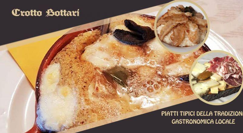 Restaurant Angebot von gegrillten Fleisch Spezialitaeten Como