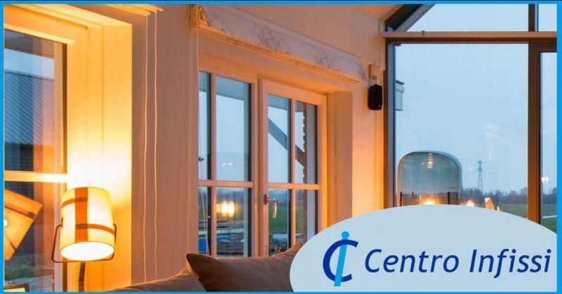 CENTRO INFISSI TUSINI - occasione vendita finestre Finstral per interni ed esterni Versilia