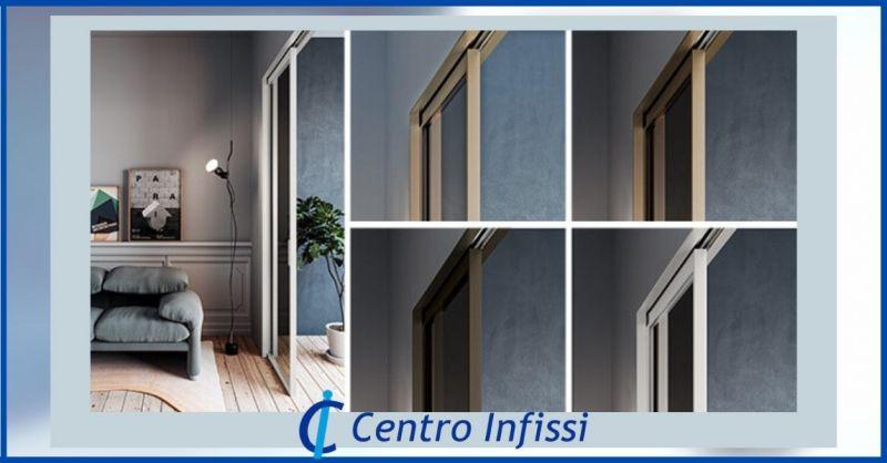 promozione cassonetti per porte a scomparsa e finestre Versilia - CENTRO INFISSI TUSINI