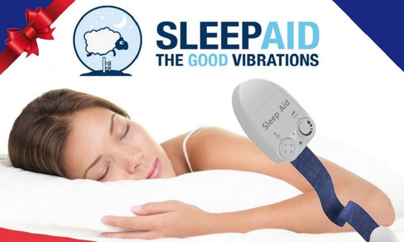 SLEEPAID RELAX Angebot Vibrationsmassagegerät erleichtert Schlaf - Autobatterietester Gelegenhe