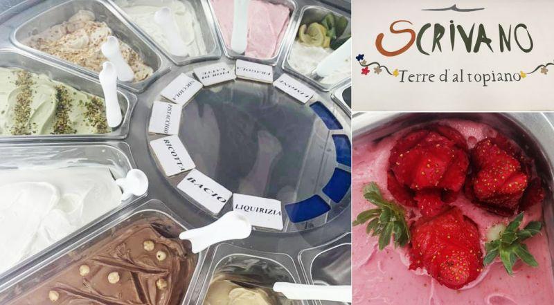 Offerta gelato artigianale biologico Cosenza – Occasione gelato artigianale con prodotti naturali Sila Cosenza