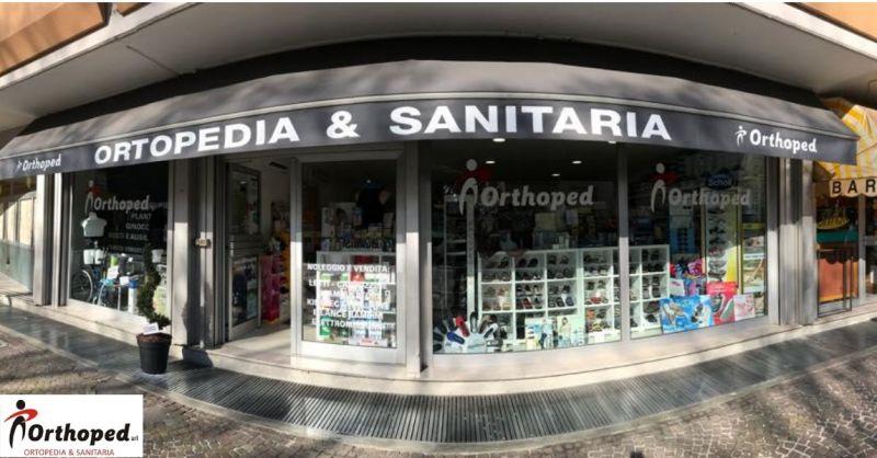 Orthoped offerta vendita articoli sanitari - occasione prodotti ausiliari ortopedici Udine