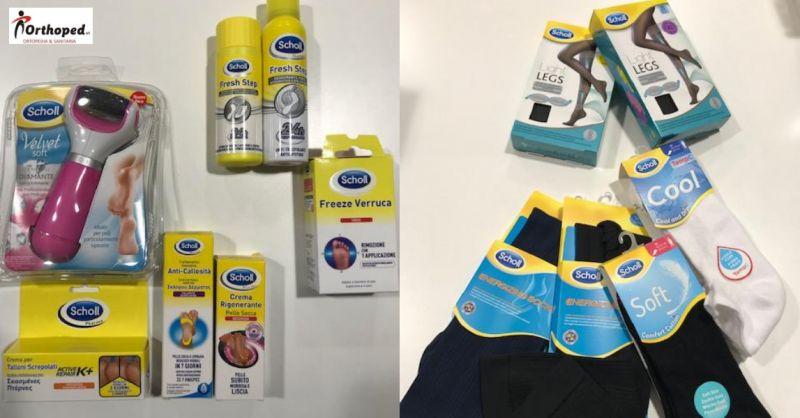 Orthoped offerta vendita prodotti per le gambe - occasione articoli per i piedi Udine