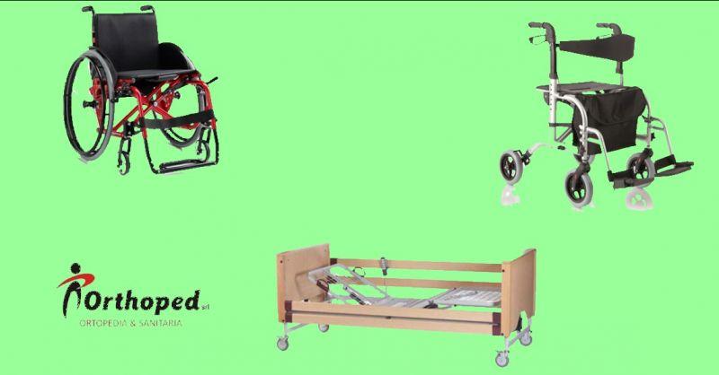 ORTHOPED - Offerta vendita ausili per disabili Udine