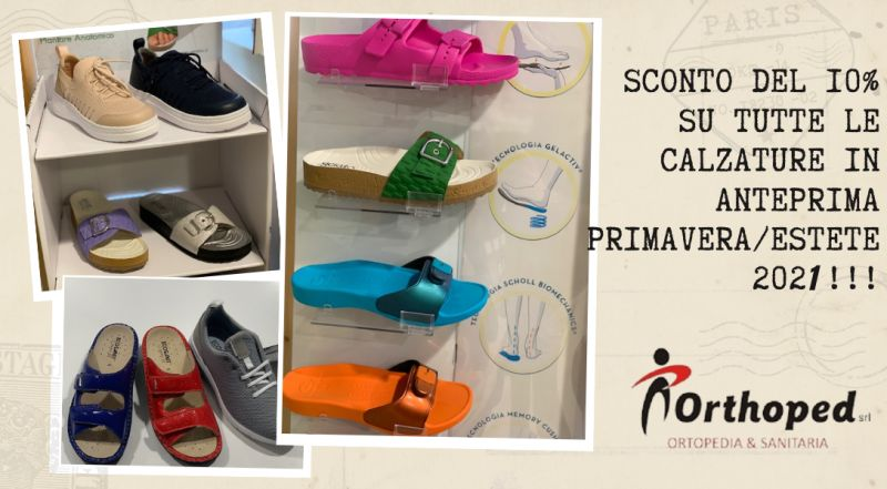 Offerta calzature in offerta primavera estate – occasione scarpe ortopediche scontate primavera estate