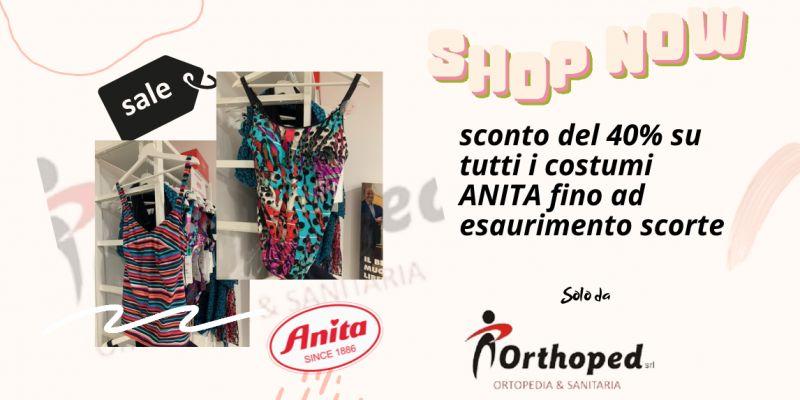 Offerta costumi Anita in saldo a Udine – occasione costumi da bagno in saldo a Udine