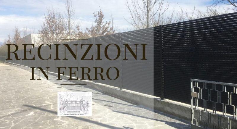 Occasione realizzaione ringhiere per terrazze a Pordenone - Vendita corrimano in ferro a Pordenone