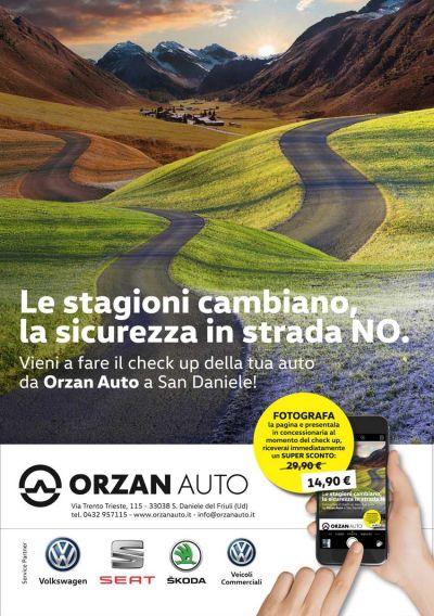 offerta check up auto san daniele ud occasione pneumatici estivi e invernali san daniele ud