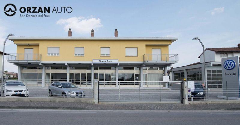 Orzan auto offerta vendita autovetture nuove - occasione acquisto macchina commerciale Udine