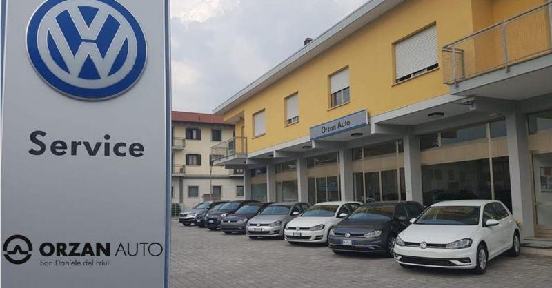 Orzan Auto offerta vendita autovettura - occasione acquisto macchina usata di qualità Udine