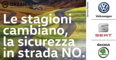 orzan auto occasione vendita pneumatici invernali offerta cambio gomme autovettura udine