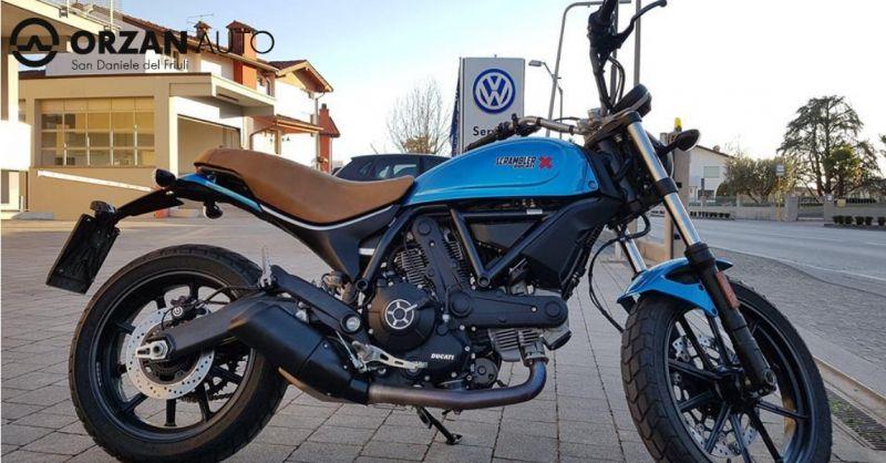 Orzan auto occasione vendita moto - offerta autoconcessionaria motociclo Udine