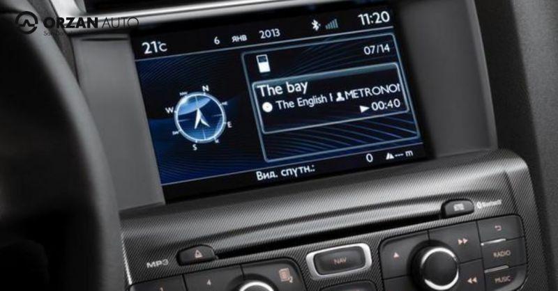 Orzan auto offerta installazione sistemi di navigazione - occasione vendita accessori macchina