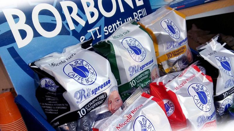 Offerta concessionario ufficiale caffè Borbone Verona -Promozione vendita caffè Borbone Brescia