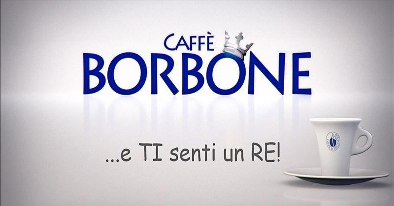 offerta vendita caffe macinato Borbone Verona - occasione caffe per bar e ristorazione a Verona
