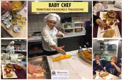 offerta baby chef belluno promozione corso chef per bambini belluno ristorante la nicchia