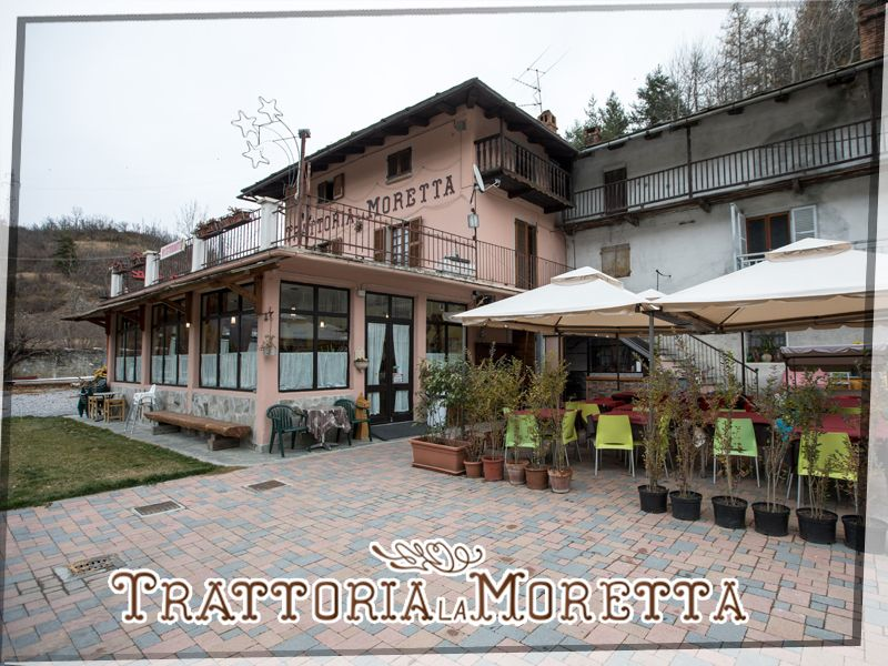 Offerta Ristorante trattoria prodotti tipici a Torino - Trattoria Pizzeria La Moretta