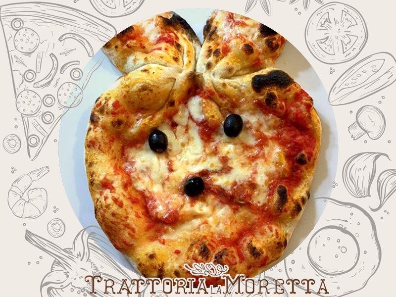 Offerta vendita pizze per bambini - Promozione realizzazione pizze per bambini creative