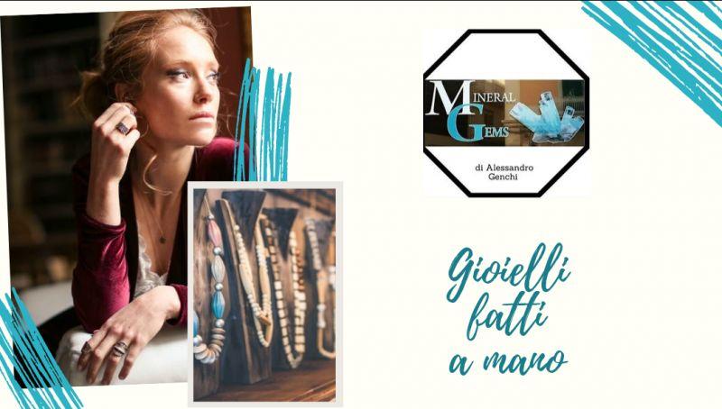 Mineral gems offerta gioielli fatti a mano bari - promozione gioielli personalizzati bari