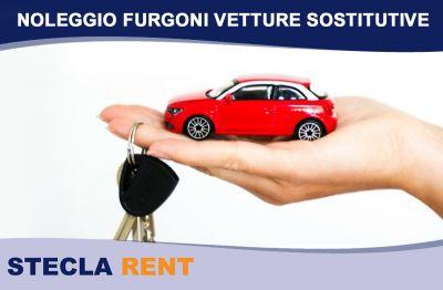 offerta noleggio vetture sostitutive a breve termine cambiano steclarent