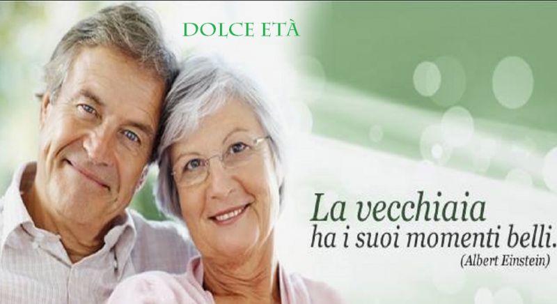 DOLCE ETA offerta casa di riposo - occasione alloggio persone anziane Napoli